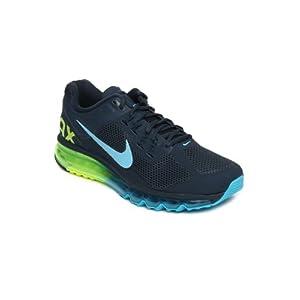 Nike Men Navy Air Max+ 2013 Sports Shoes