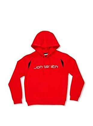 John Smith Sudadera Zarate (Rojo)