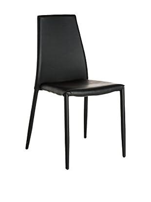 Contemporary Living Special Chairs & Co. Stuhl 4er Set Lion schwarz