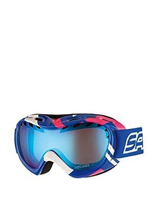salice occhiali Maschera Da Sci 801Darwsv Blu
