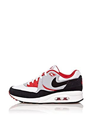 Nike Zapatillas Air Max Light (Gs) (Negro / Rojo / Gris)
