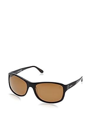 Timberland Gafas de Sol TB9062 (59 mm) Negro