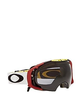 OAKLEY Máscara de Esquí Airbrake Rojo
