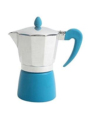 San Ignacio Cafetera 6T Soft Touch Splash Azul