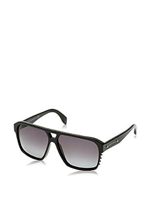 Alexander McQueen Gafas de Sol AMQ4259/S (60 mm) Negro