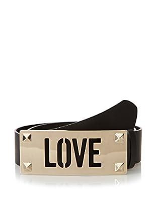 Love Moschino Ledergürtel