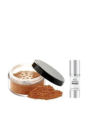 Veana Mineral Foundation Bronze + MakeUp Primer, 1er Pack (1 x 39 ml)