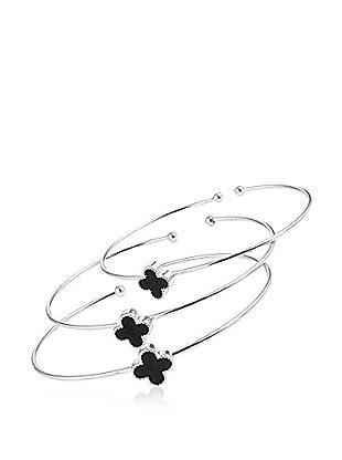CHAMAY Set de brazaletes x 3