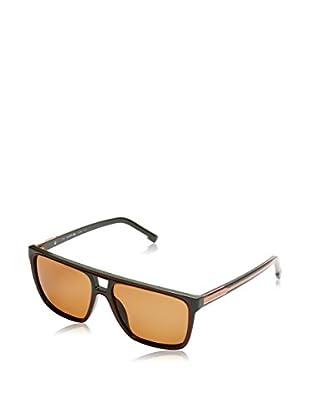 Lacoste Gafas de Sol L743S_317 (58 mm) Negro