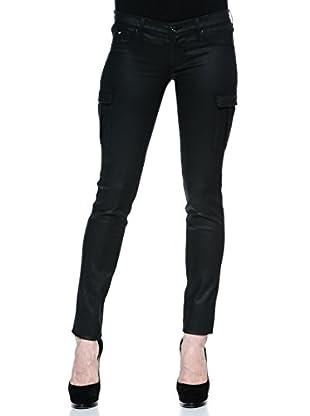 Gas Pantalón (Negro)