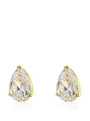 CZ BY KENNETH JAY LANE Ohrringe Pear Stud