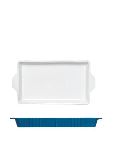 BergHOFF Blue Line Rectangular Baking Dish, Blue