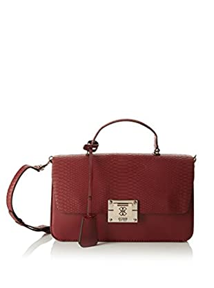 Guess Henkeltasche Angela Top Handle Flap