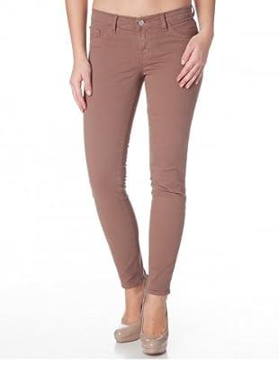 J Brand Jeans Low Rise Skinny (Braun)