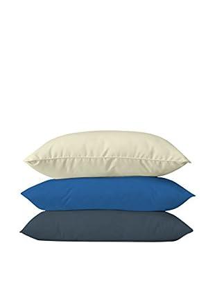 Unokids Kissen 3er Set weiß/blau/marine