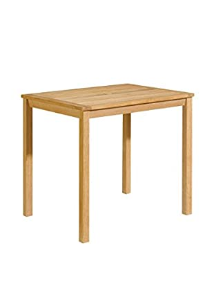 Oxford Garden Hampton Counter Height Table, Natural