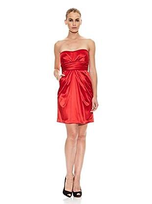 Barbarella Vestido Bilitis (Rojo)