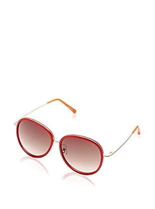 LANCASTER Gafas de Sol Carroll (57 mm) Rojo