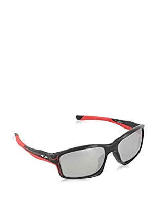 OAKLEY Sonnenbrille Mod. 9247 924719 (57 mm) schwarz/rot