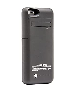 Unotec Hülle iPhone 5 / 5S / 5C Powercase schwarz