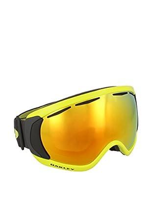OAKLEY Máscara de Esquí Canopy Verde Flúor