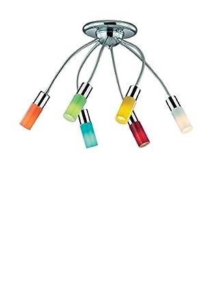 Evergreen-House Wand- und Deckenlampe ECOFLEX PL6 mehrfarbig