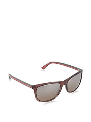 Gucci Sonnenbrille GG 1055/S 3686V granatrot