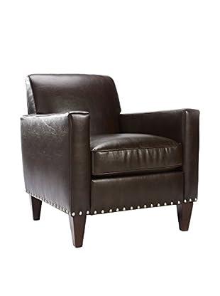 Homeware Leah Chair, Cocoa