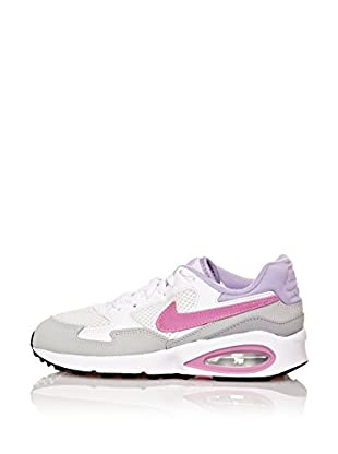 Nike Zapatillas Air Max St(Gs) (Blanco / Lila)