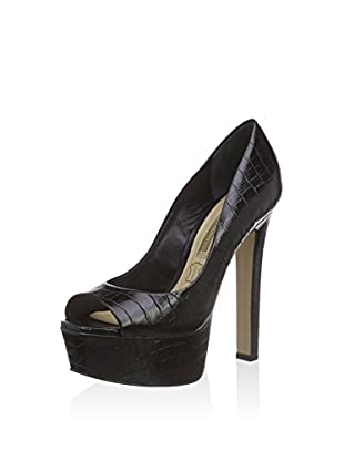 Buffalo London Pumps Zs 4757-14 Croco Cartejado