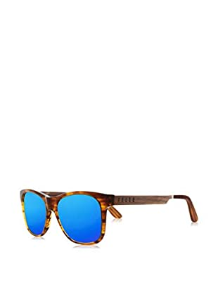 FELER SUNGLASSES Sonnenbrille Polarized River (53 mm) braun