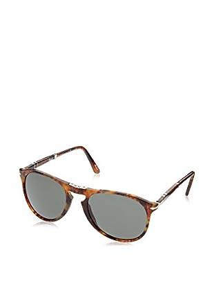 ZZ-Persol Gafas de Sol Polarized 0PO9714S 55 108/58 (55 mm) Café