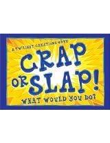Crap or Slap Board Game