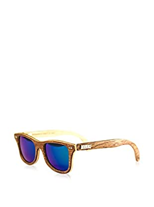 Feler Sunglasses Gafas de Sol Regular Bubinga (50 mm) Beige / Marrón