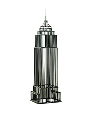 Torre & Tagus Empire State Building Frame Wire Sculpture