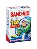 Band-Aid Adhesive Bandages, Disney-Pixar Toy Story, Assorted Sizes, 20 ct.