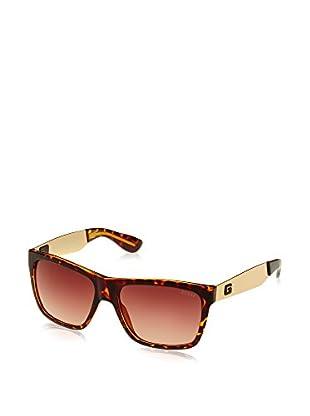 Guess Sonnenbrille Gu6832 (57 mm) braun