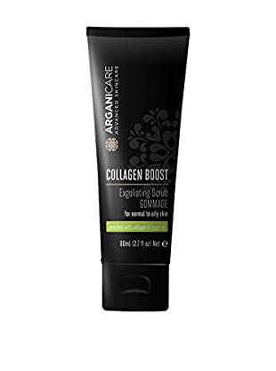 ArganiCARE Gommage Collagen Boost 80 ml, Preis/100 ml: 24.98 EUR