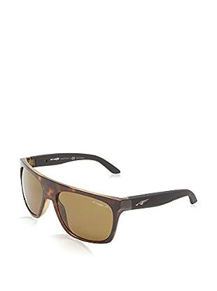Arnette Sonnenbrille AN4184-21818360 (60 mm) havanna/schwarz
