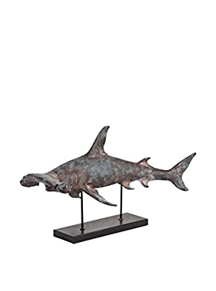 Mercana Hammerhead Shark Statue