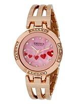 Exotica Fashions Ladies Watch - EFL-56-Pink-RG