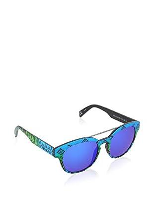 Italia Independent Sonnenbrille 0900INX 033.000 blau/grün/schwarz