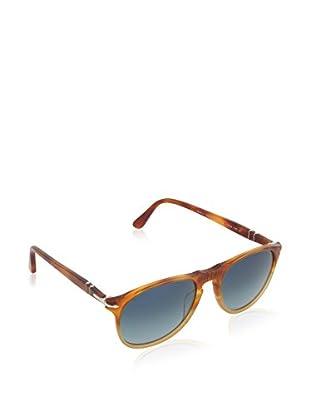 Persol Gafas de Sol Polarized 9649S 1025S3 (52 mm) Caramelo