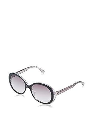 Fendi Gafas de Sol 0001/S EU_6ZV (55 mm) Negro