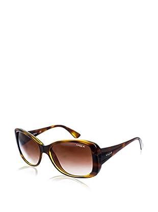 Vogue Sonnenbrille VO2843SW6561356 (54 mm) havanna