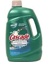 Cascade Advanced Power Liquid Machine Dishwasher Detergent with Dawn, 125 Fl Oz.