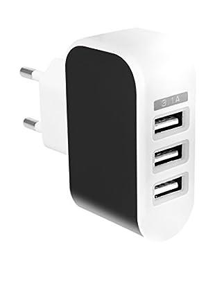 imperii USB Ladegerät 1A schwarz