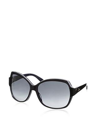 Christian Dior Women's Zaza1 Sunglasses, Grey/Blue