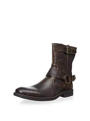 Robert Wayne Men's Harness Side Zip Boot