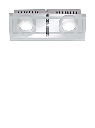 WOFI Deckenlampe LED Mira chrom